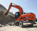 Doosan Solar 210W-V Daewoo WHEEL Excavator Workshop Service Shop Repair Manual