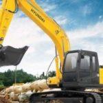 Hyundai R160LC-7 Excavator Service Repair Workshop Manual