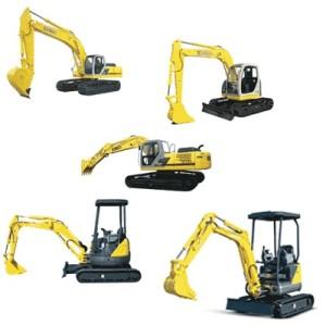 Kobelco SK30SR-2, SK35SR-2 Mini Cat Excavator Service Repair Workshop Manual