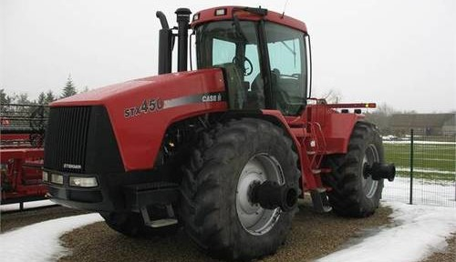 CASE IH STX275 STX325 STX375 STX425 STX450 Tractor Service Workshop Repair Manual