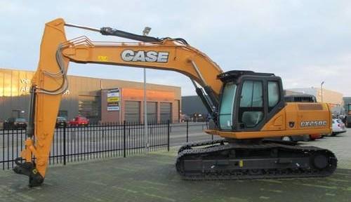 Case CX250C Tier 4 Excavator Service Repair Manual
