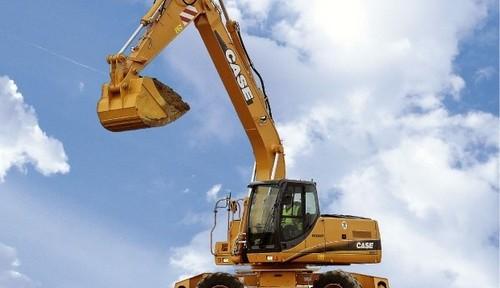Case WX210 WX240 Wheel Excavator Service Repair Manual
