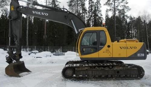 Volvo Ec210Lc Excavator Service Repair Manual