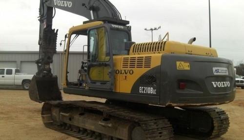 Volvo Ec210b Nlc Excavator Service Repair Manual