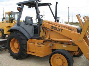Case 570lxt & 580l Series 2 Loader Backhoe Tractor Parts Pdf Manual