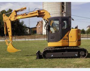 Case Cx80 Crawler Excavator Workshop Repair Service Manual