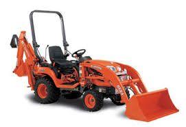 Kubota Bx24 Tractor Loader Backhoe Workshop Service Manual