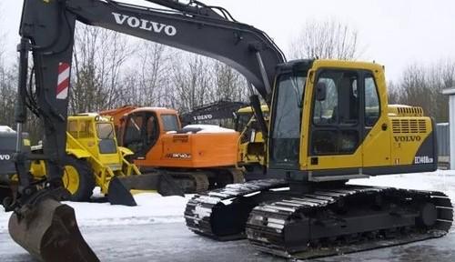 Volvo EC140B LCM EC140BLCM Excavator Service Repair Manual