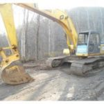 Kobelco SK220 V SK220LC V Excavator & Mitsubishi 6D1 Diesel Engine Service Repair Manual