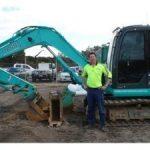 Kobelco Sk80msr-1e Crawler Excavator Service Repair Manual