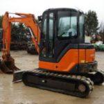Hitachi Zaxis 40u 50u Excavator Workshop Service Repair Manual