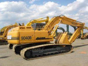 Case 9040B Excavator Operators Pdf Manual Download