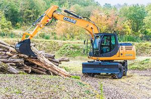 Case CX50B Tier 4 Compact Hydraulic Excavator Operators Pdf Manual