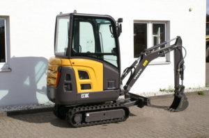 Volvo EC18C Compact Excavator Workshop Service Manual
