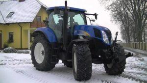 New Holland Tractors T6010 T6020 T6030 T6040 T6050 T6060 T6070 Service Manual