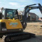 Volvo Ec55c Excavator Workshop Service Repair Manual