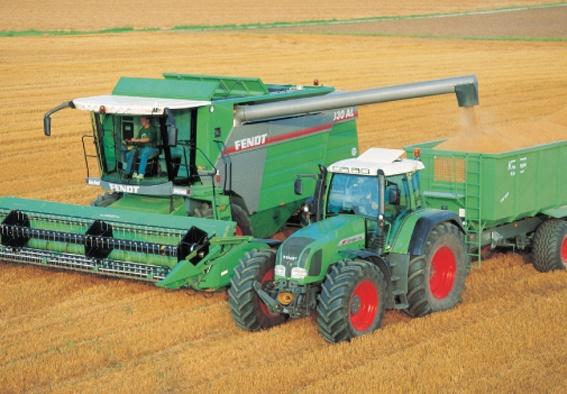 Harvester Tractor Service Repair