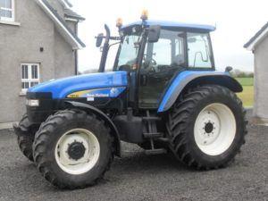 New Holland Tm140 Tractor Parts List Pdf Manual Book