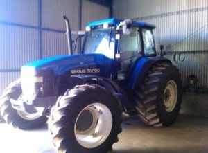 New Holland Tm150 Tractor Parts Specs List Manual Book