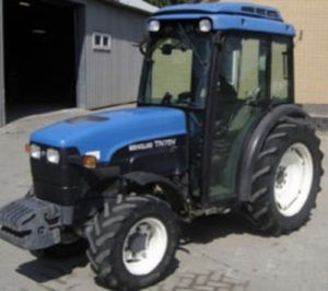 New Holland Tn65v Special Tractor Master Parts Catalog Manual Book