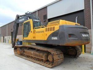 Volvo Ec460b Lr Ec460blr Excavator Factory Service Repair Manual
