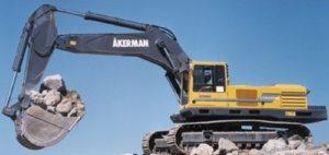 Volvo Ec150c Akerman Excavator Service Parts Catalogue Manual