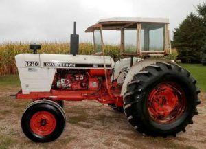 Case David Brown 1210 1212 Tractor Workshop Repair Service Manual