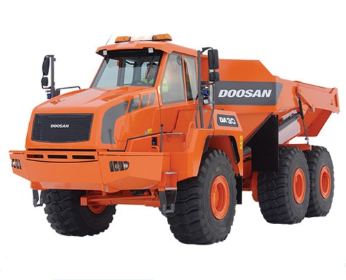 Doosan Da30-5 Dump Service Repair Workshop Manual