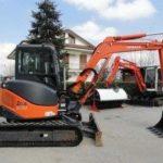 Hitachi Zaxis 60USB-3 Hydraulic Excavator Factory Workshop Manuals