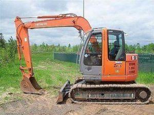 Hitachi Zx75us-3 Zx85us-3 Excavator Workshop Service Repair Manual