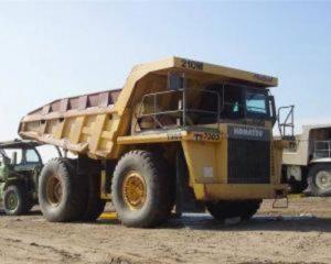 Komatsu 210m Dg715 Dump Truck Factory Service Manual