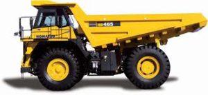 Komatsu Hd465-3 Dump Truck Factory Service Pdf Manual