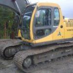 Volvo Ec130 Akerman Excavator Service Parts Catalogue Manual