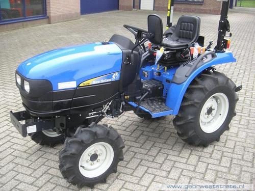 New Holland Tc21d Tc24d Tractor Operators Pdf Manual