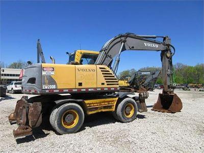 Volvo Ew200b Excavator Workshop Service Repair Manual