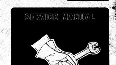 Bobcat Skid Steer 741, 742, 742B, 743, 743B, Workshop Service Manual