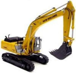 New Holland E485 Crawler Excavator Workshop Service Manual