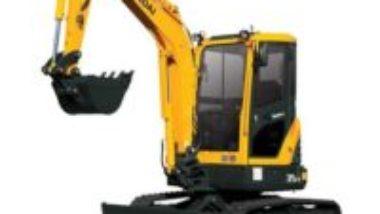 Hyundai R35z-9 Crawler Excavator Cat Repair Service Manual
