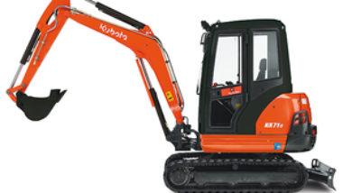 Kubota Kx71-3eu Excavator Workshop Repair Service Manual