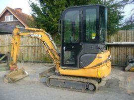 CASE CX16B CX18B Mini Excavator Workshop Service Repair Manual