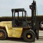 Forklift D007 Hyster Repair Factory Manual
