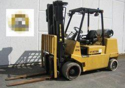 Hyster D004 Forklift Repair Factory Manual