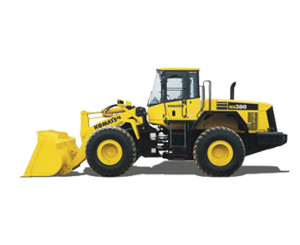 Komatsu Wa380-6 Wheel Loader Service Repair Manual
