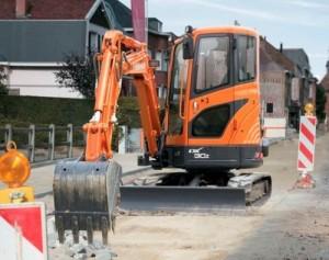Doosan DX30Z Track Excavator Workshop Service Repair Manual