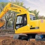 Hyundai R110-7 Excavator Workshop Service Repair Workshop