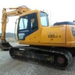 Hyundai R130LC-3 Excavator Workshop Service Repair Manual