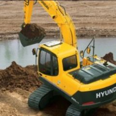 Hyundai R140lc-9 Excavator Service Repair Workshop Manual