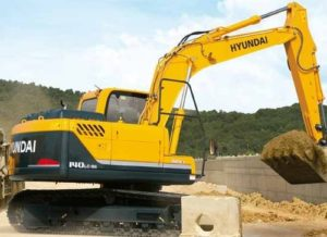 Hyundai R140lc-9s Crawler Excavator Service Repair Workshop Manual
