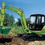 Hyundai R55-3 Excavator Service Repair Workshop Manual