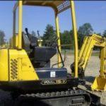 Hyundai Robex 15-7 R15-7 Excavator Service Repair Workshop Manual